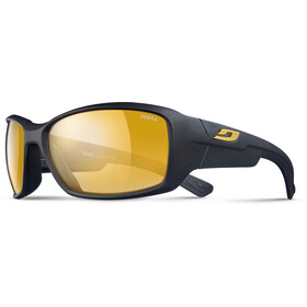 Julbo Whoops Zebra Lunettes de soleil, matt black-yellow/brown